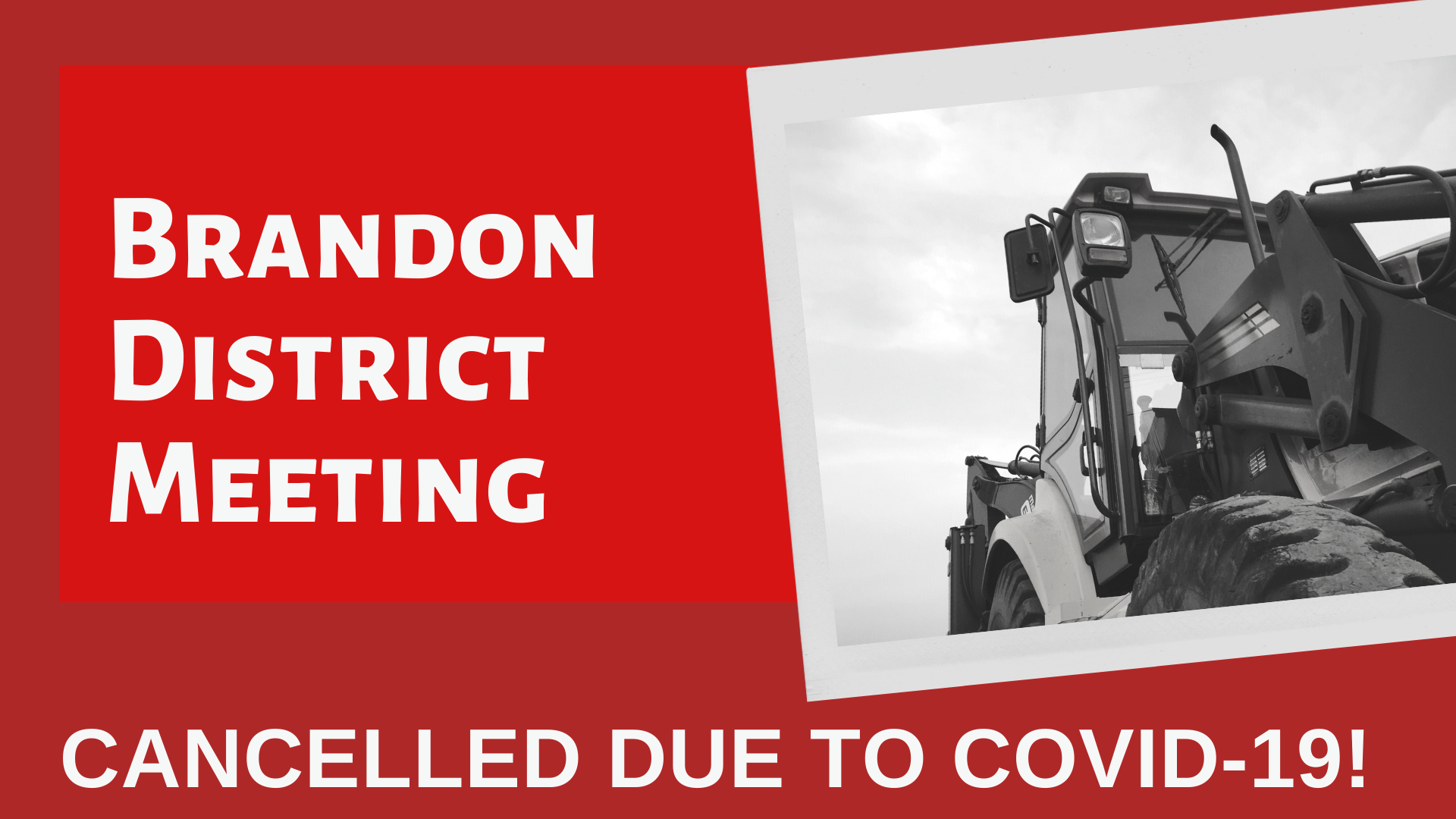 Image for Quarterly Brandon District Meeting – CANCELLED