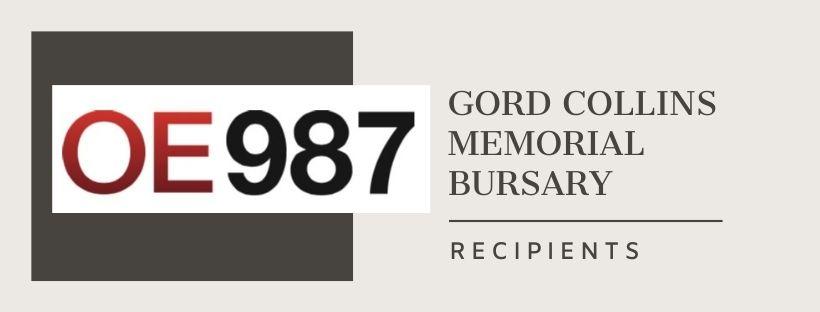 Image for OE987 Gord Collins Memorial Bursary Recipients – 2020