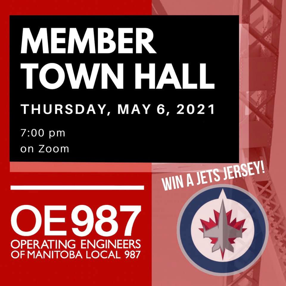 Image for OE987 Member Town Hall – May 6, 2021 (Zoom Meeting)